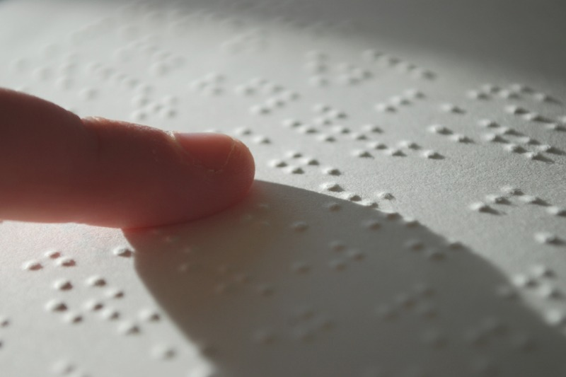 Punktskrift (Braille)