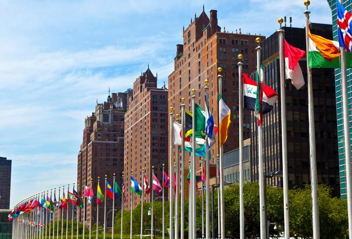 FN-dagen © iStock