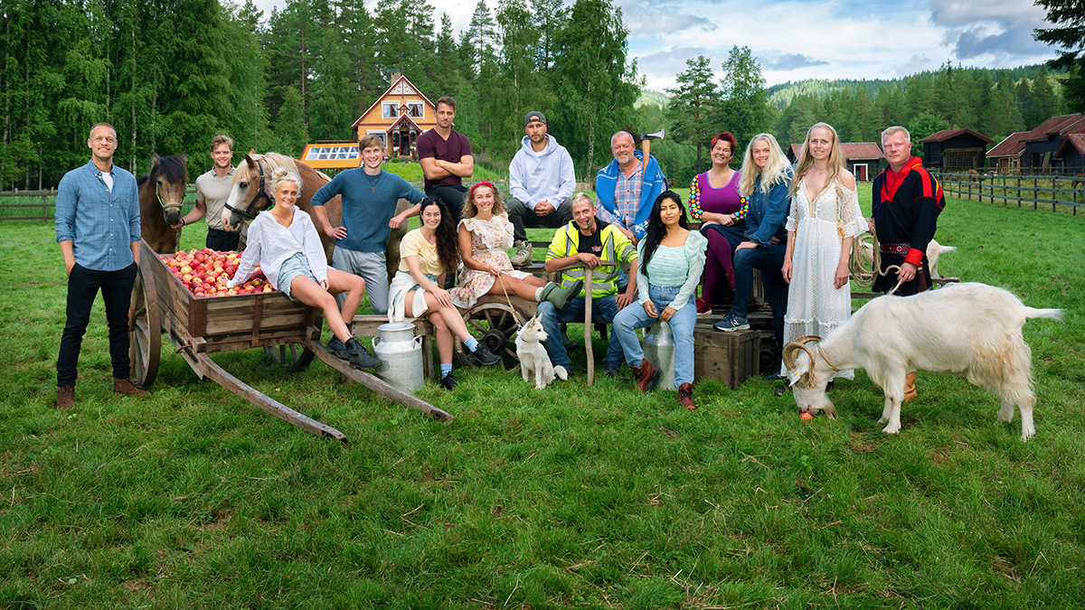 Farmen Norge 2020 © TV4/C More