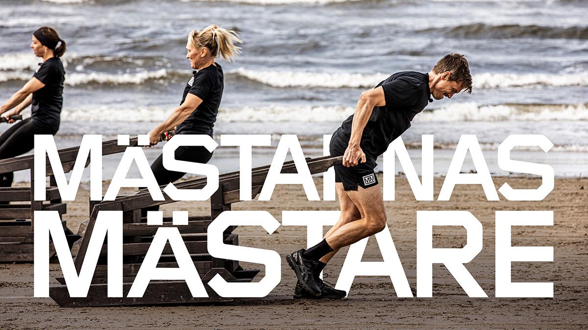 Mästarnas mästare © Janne Danielsson/SVT
